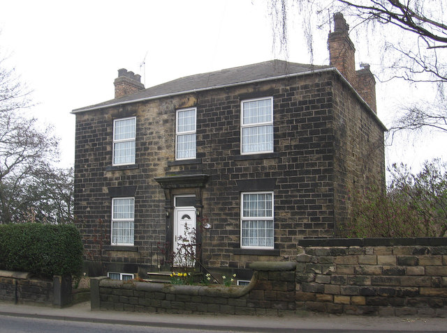 Kilnhurst - house on Victoria Street