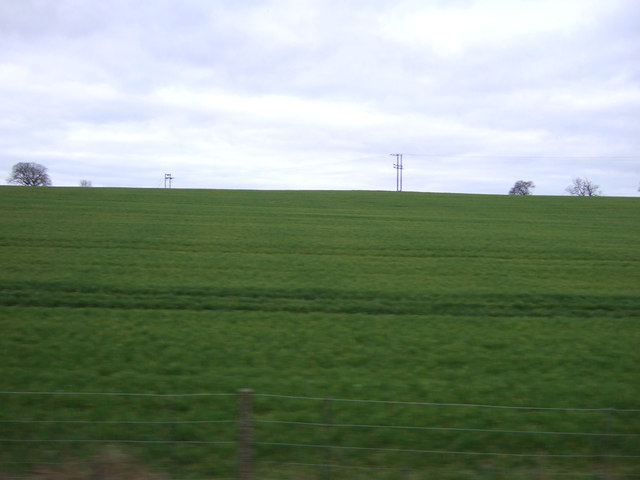 Farmland, Great Chilton