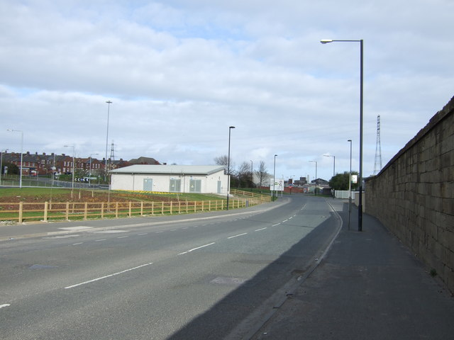 Tyne View Terrace (A187)