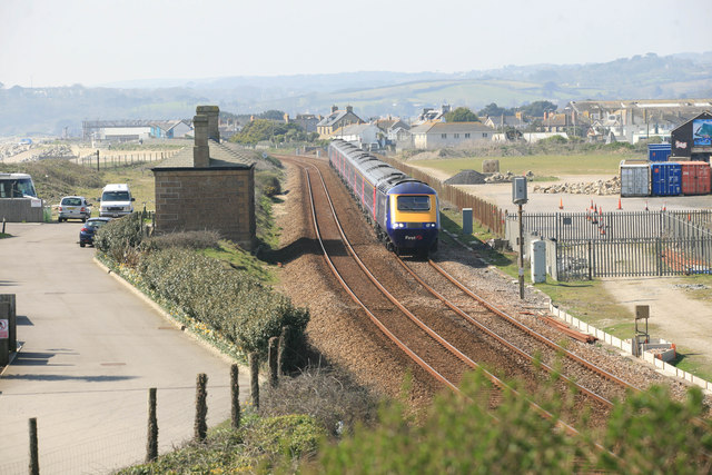 Once Marazion Station
