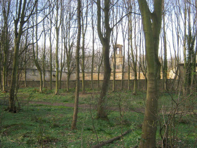 Stable Block, Cresswell Hall