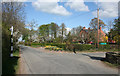 SJ5156 : Burwardsley village in early spring by Espresso Addict