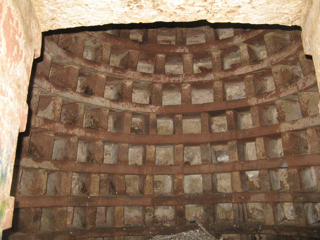 Pigeonholes in the Nunraw doocot