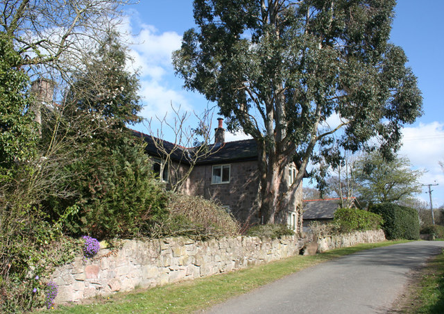 Quarry House Farm, Sarra Lane, Burwardsley