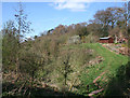 SJ5156 : Path up Willow Hill, Burwardsley by Espresso Addict