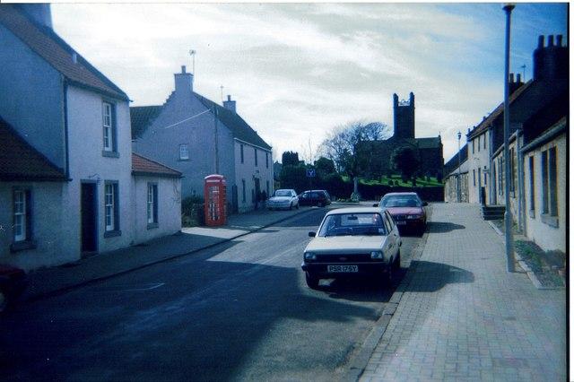 Main Street, Kilconquhar, Fife