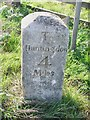 TL1771 : Old Milepost by Keith Evans