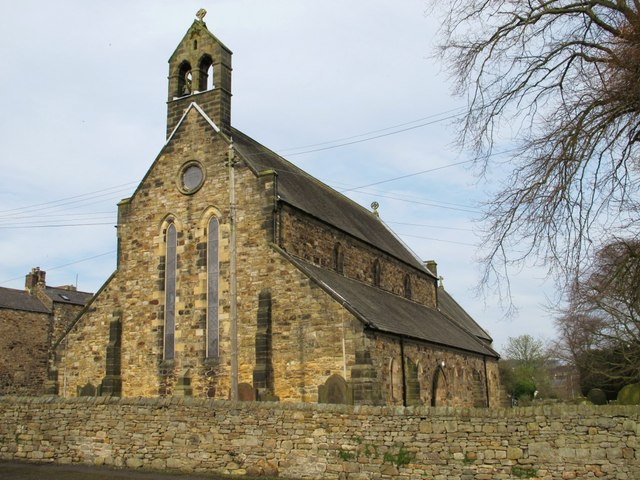 Church of the Holy Cross, Haltwhistle