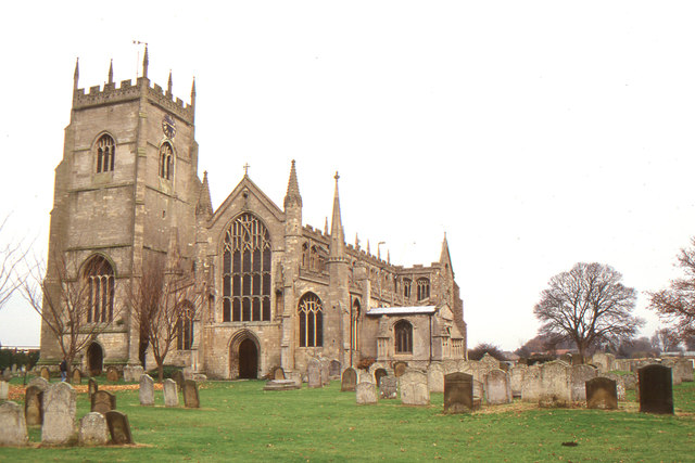 St Clement's Church, Terrington St Clement
