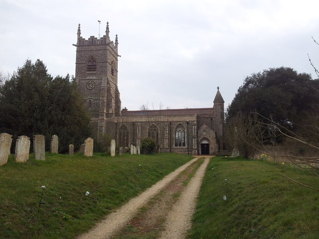 Church of St Peter & St Paul, Wangford