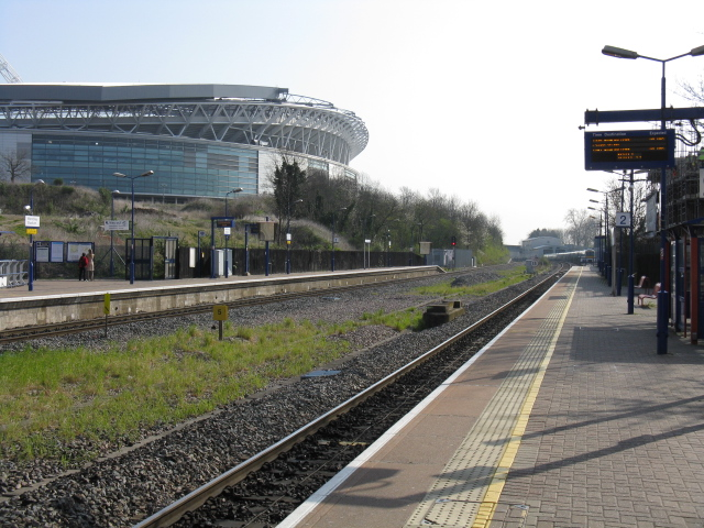 Wembley Stadium station