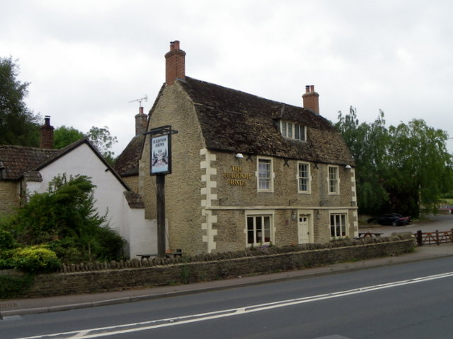The Radnor Arms, Corston