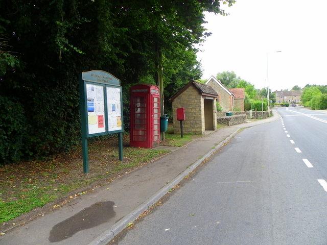 Communications centre, Corston