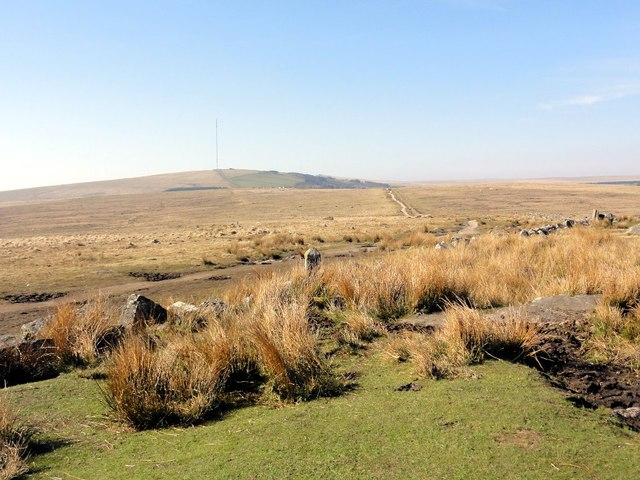 The Path To Princetown