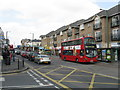 TQ1884 : Wembley - Ealing Road by Peter Whatley