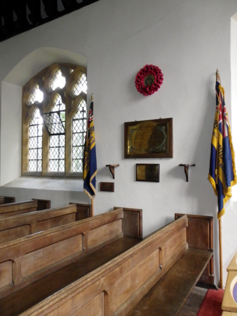 War Memorial, St Mary's Church
