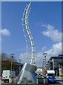 ST5872 : Sculpture in Millennium Square by Thomas Nugent