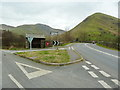 NY4013 : Junction to Hartsop on on the A592 by Alexander P Kapp