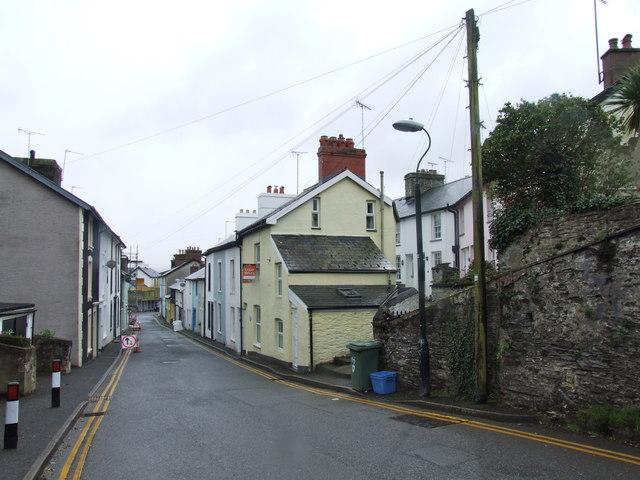 Copperhill Street, Aberdyfi