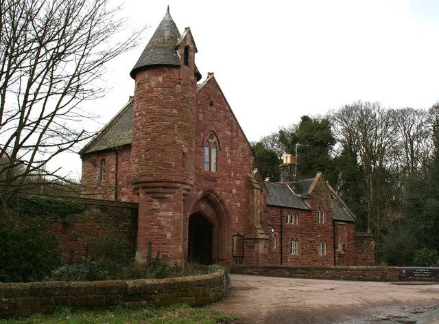Peckforton Castle Entrance Lodge