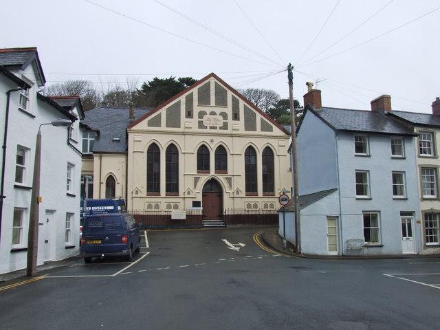 Bethel Chapel, Aberdyfi