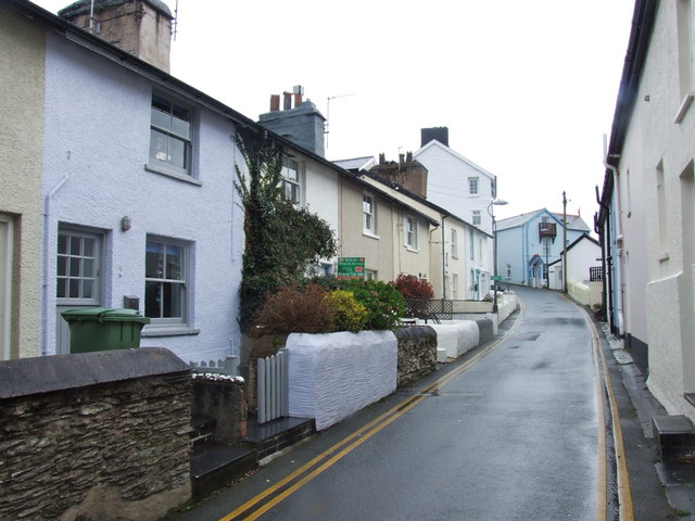 Church Street, Aberdyfi