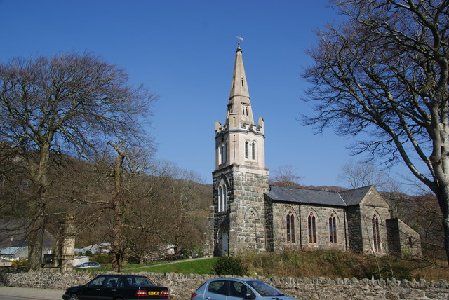 Former St Mary's Church, Tremadog