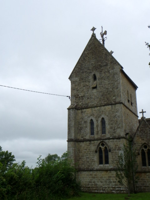 Tower, The Church of the Holy Rood