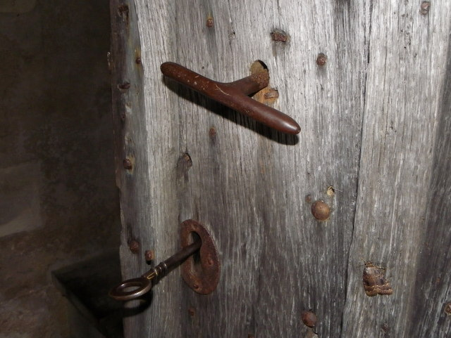 Door furniture, The Church of the Holy Rood