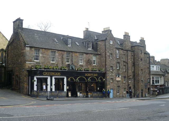 Greyfriars Bobby's Bar and Candlemakers Hall