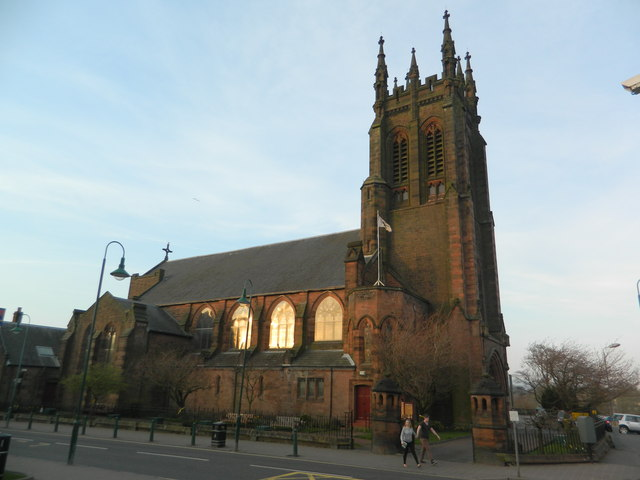 St Mary's Parish Church, Kirkintilloch