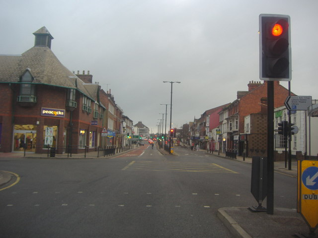 High Street North, Dunstable