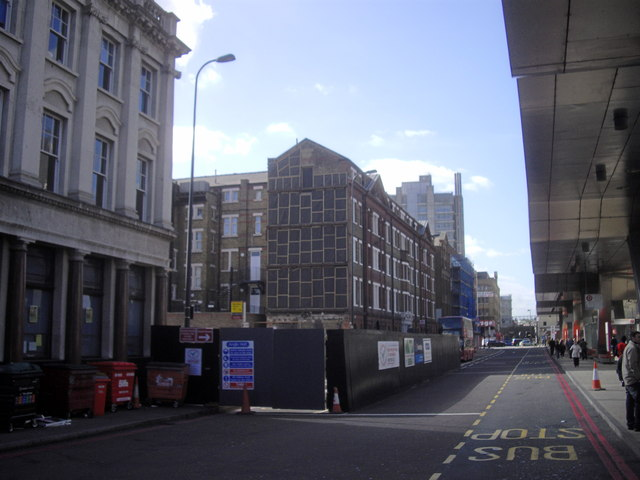 Bondway, Vauxhall