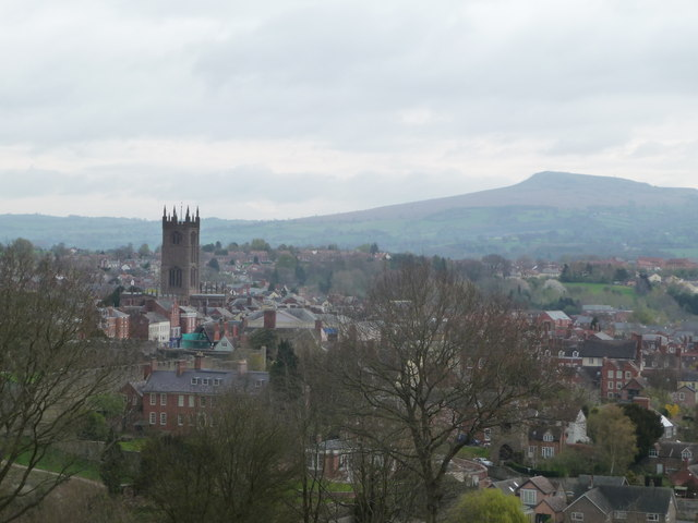 Part of Old Ludlow