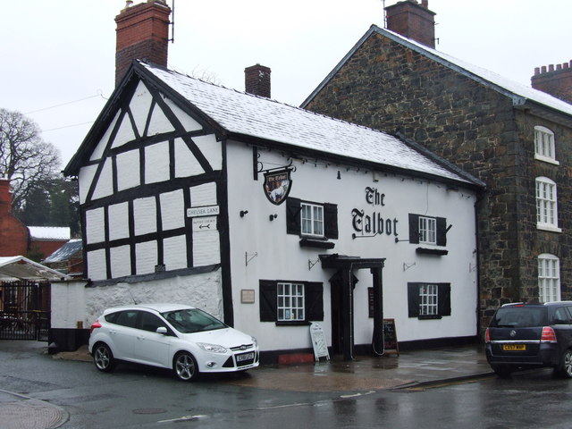 The Talbot, Welshpool
