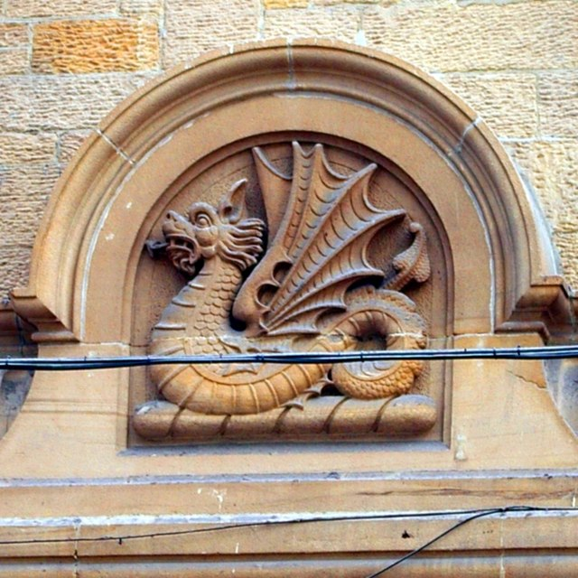 The Sheffield Wyvern
