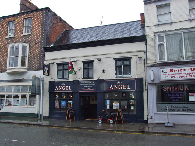 The Angel, Welshpool