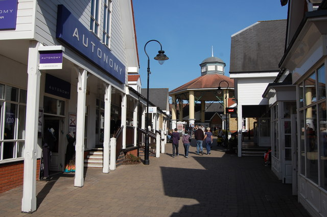 Freeport Shopping Centre