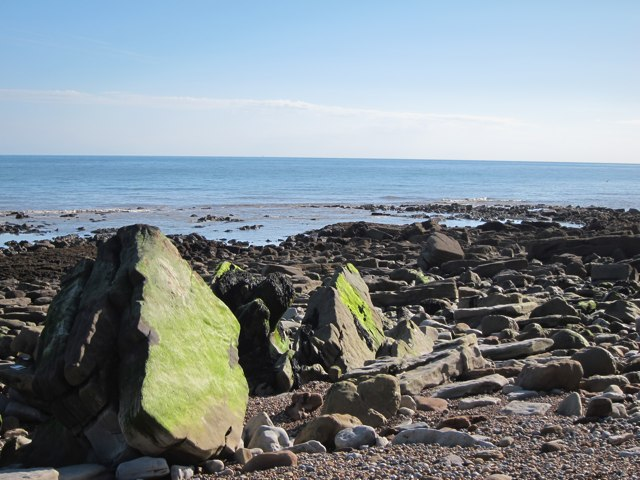 Rocks at Covehurst Bay