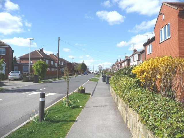 Casson Avenue, Ardsley Common