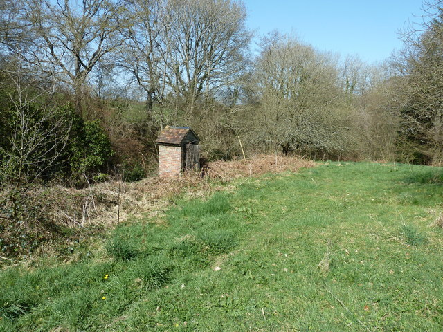 Privy at Blackwater Cottage