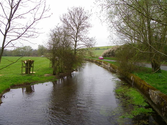 River Ebble, Broad Chalke - 33
