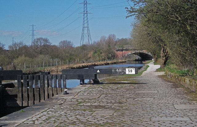 Lock 59, Rochdale Canal