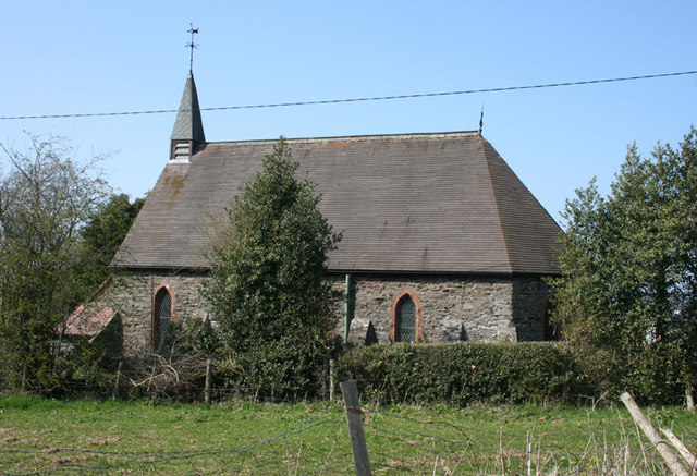 St Luke's Church, Snailbeach