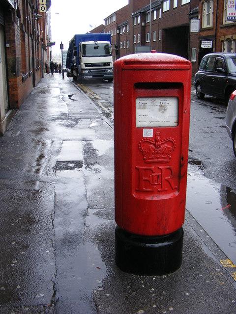 Rockingham Street Postbox
