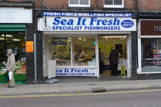 """Sea It Fresh"" open on Good Friday"