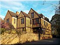 TQ4274 : Timbered House by Eltham Palace by Des Blenkinsopp
