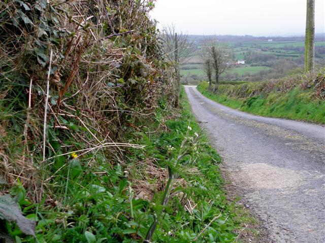 Gortnacreagh Road, Gortinagin