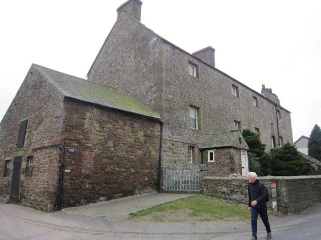 Drumburgh Castle, Drumburgh