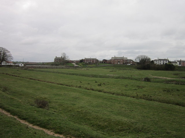 Looking towards Boustead Hill